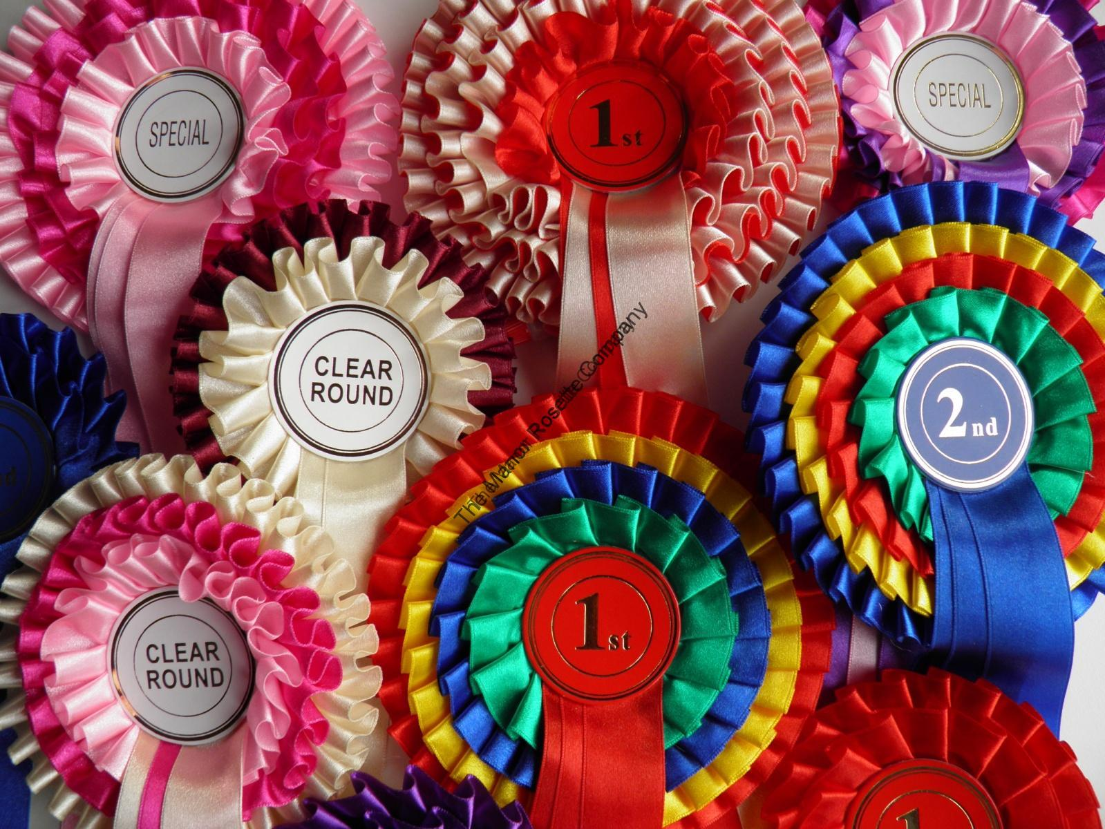 The Manor Rosette Company Rosettes Amp Show Accessories
