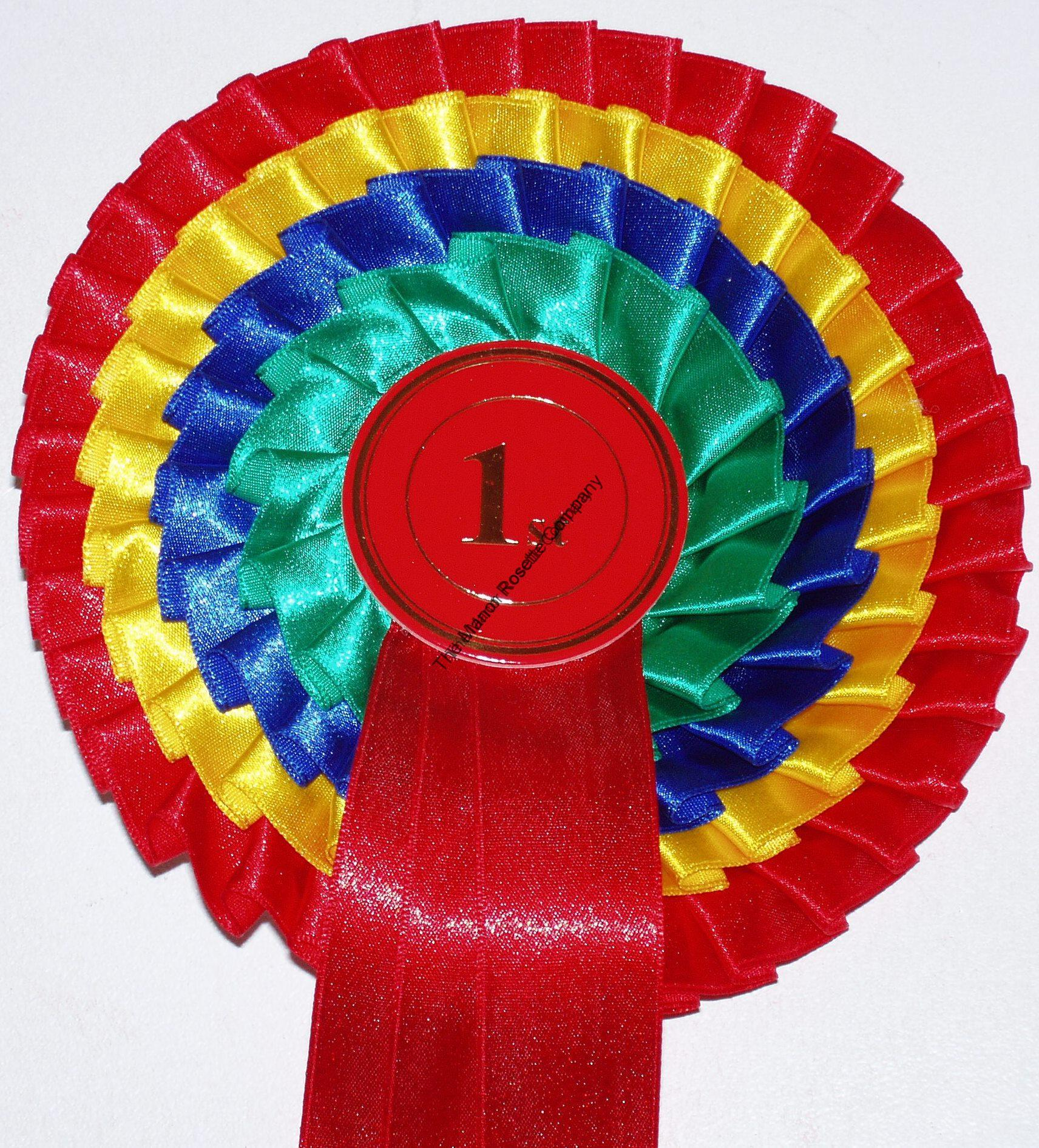 personalised-rosettes